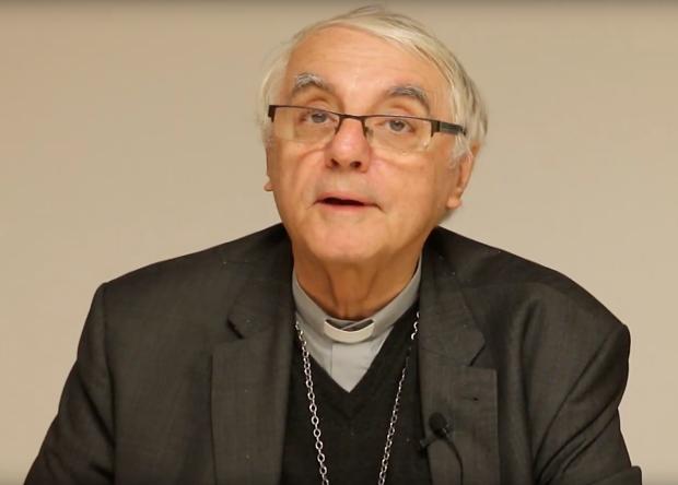 Interview de Monseigneur Santier au sujet de la PMA