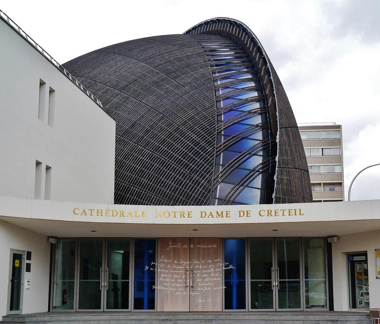 Cathédrale extérieure