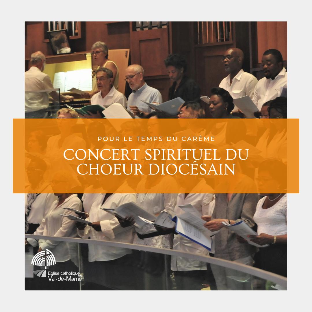 Concert pour le temps de Carême