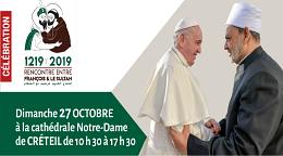 Damiette le 27 octobre : Saint-François d'Assise précurseur de la rencontre islamo-chrétienne