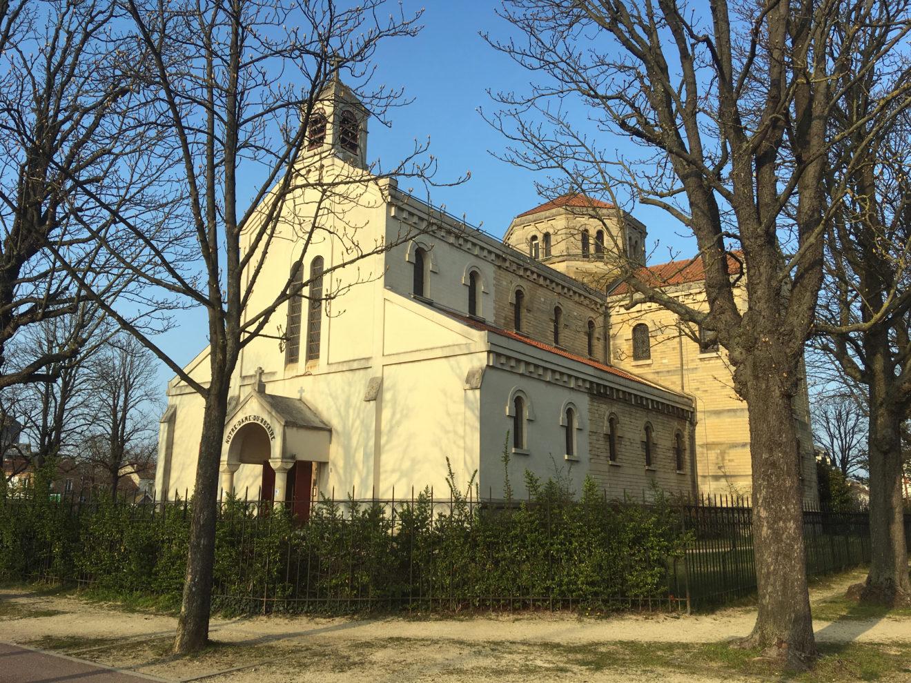 Eglise-Printemps