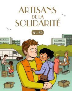Couverture d'ouvrage: Les chercheurs de Dieu. Artisans de la solidarité. Volume 30