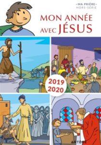 Couverture d'ouvrage: Mon année avec Jésus: 2019-2020