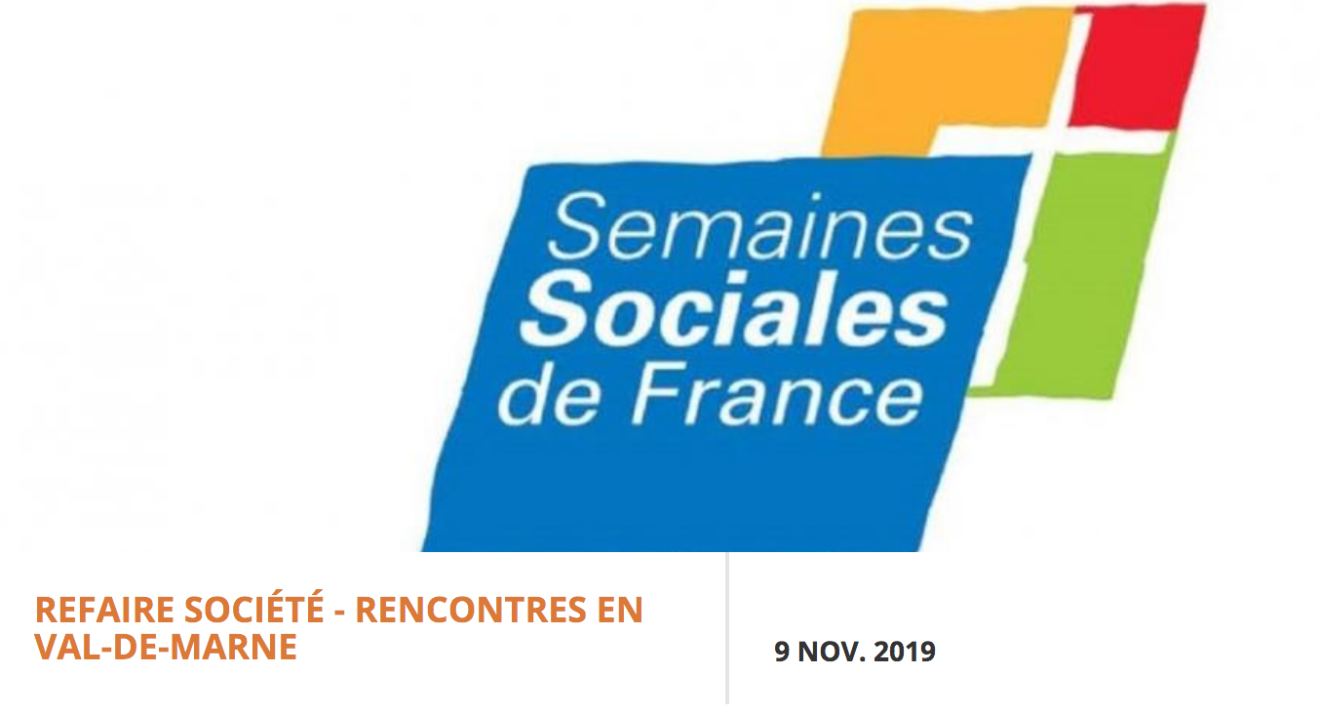 Refaire société - Rencontres en Val-de-Marne le 9 novembre