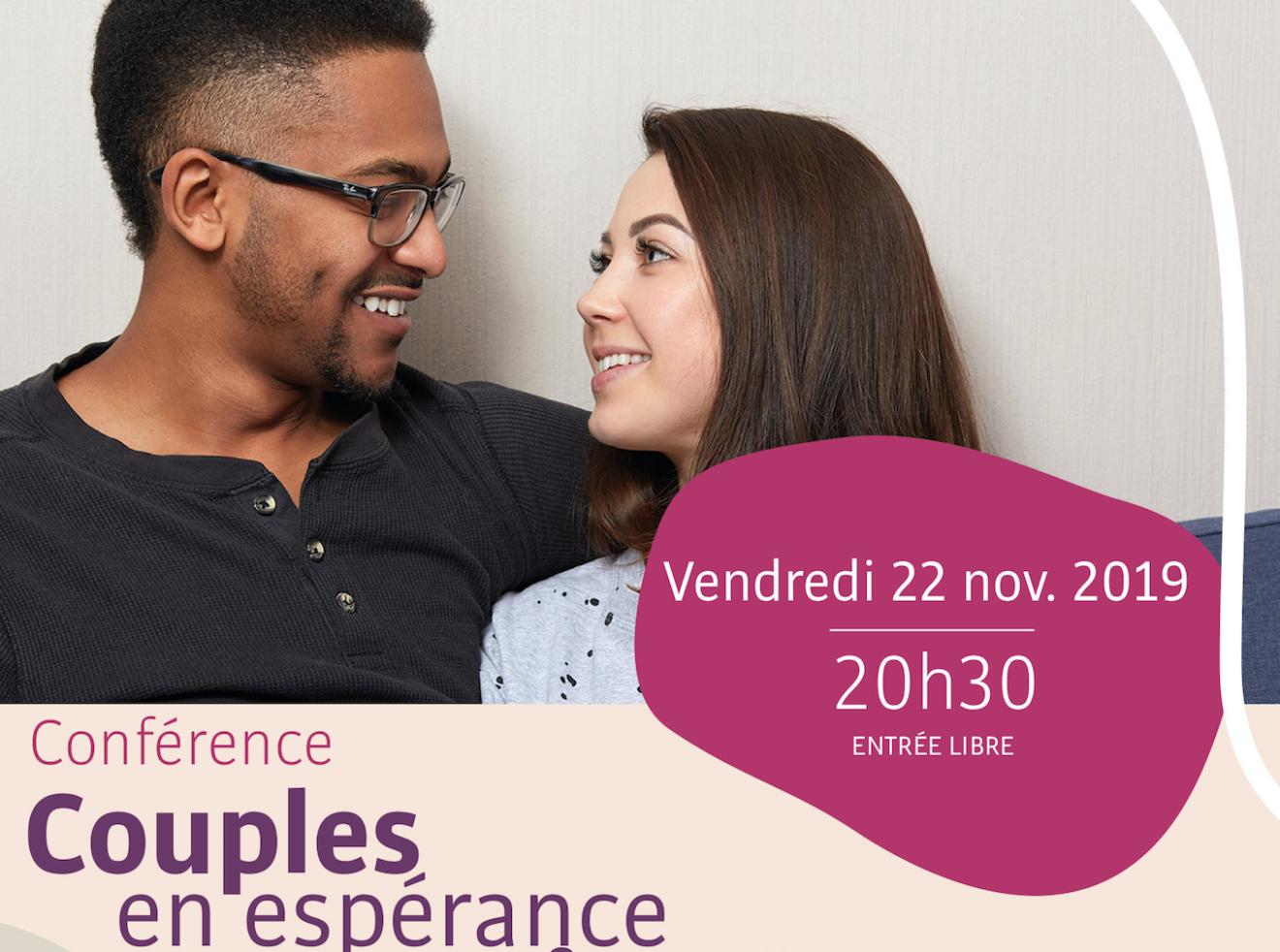 Conférence sur la NaProTechnologie pour les couples en espérance d'enfants