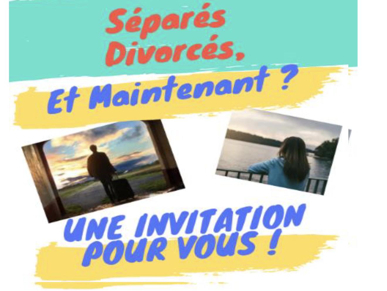 Séparés, divorcés, remariés : invitation au B'Abba de l'espérance le 12 janvier