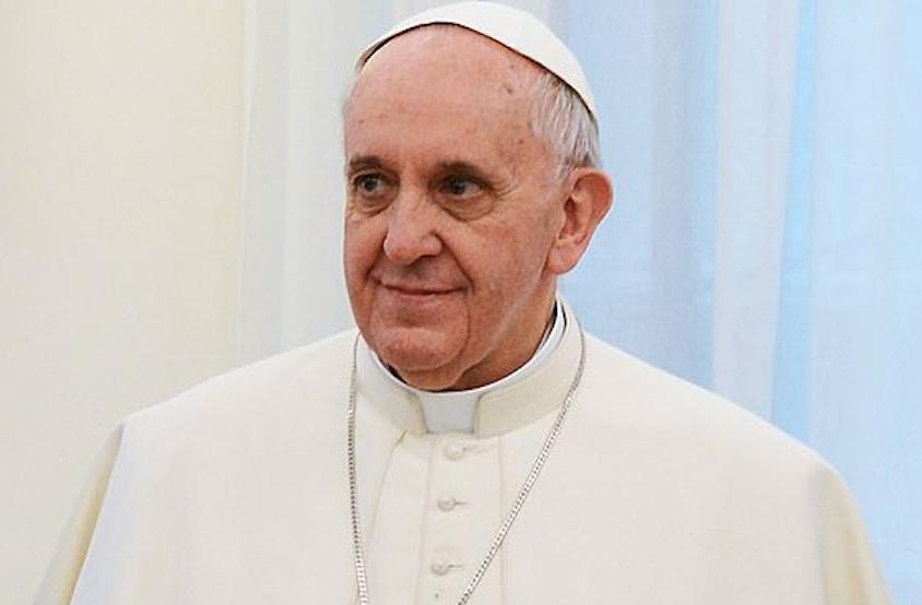 Vignette pape françois