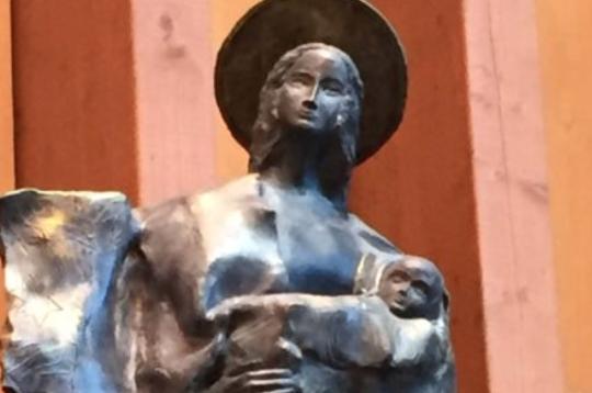 Messe de l'Immaculée Conception : lundi 9 décembre à 18h30 à la Cathédrale