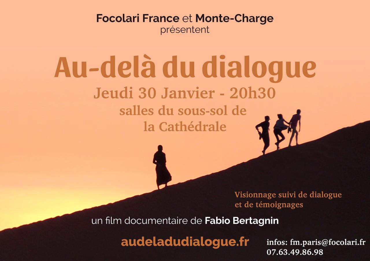 """""""Au delà du dialogue"""", film documentaire présenté le 30 janvier, sur le dialogue interreligieux en Algérie"""