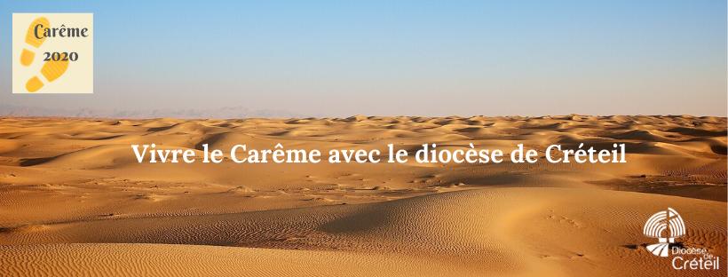 Faites le Carême avec le Diocèse de Créteil (2)