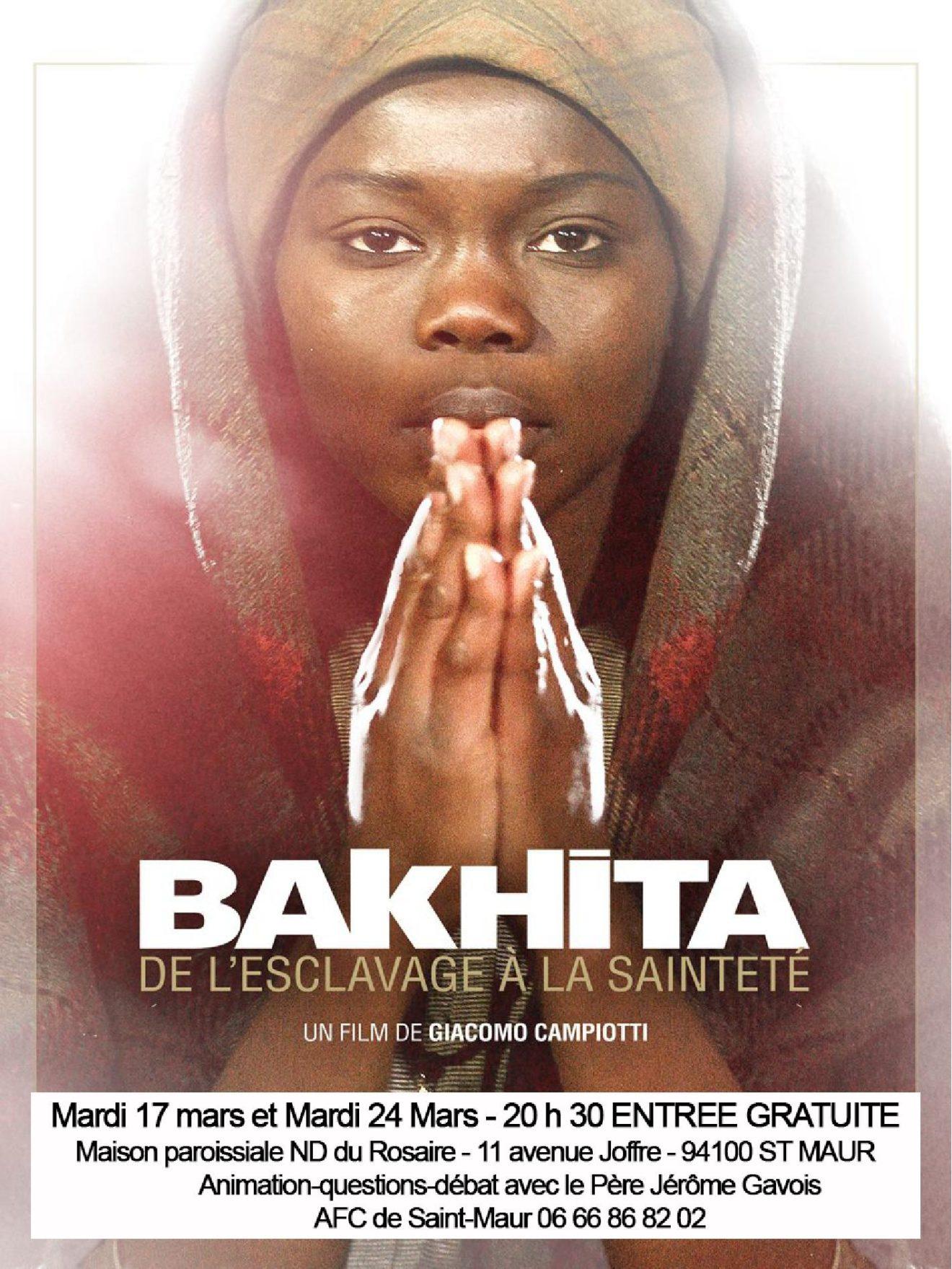 Ciné- AFC. Bakhita