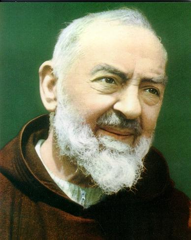 Sur les pas de Padre Pio : du 28 novembre au 2 décembre