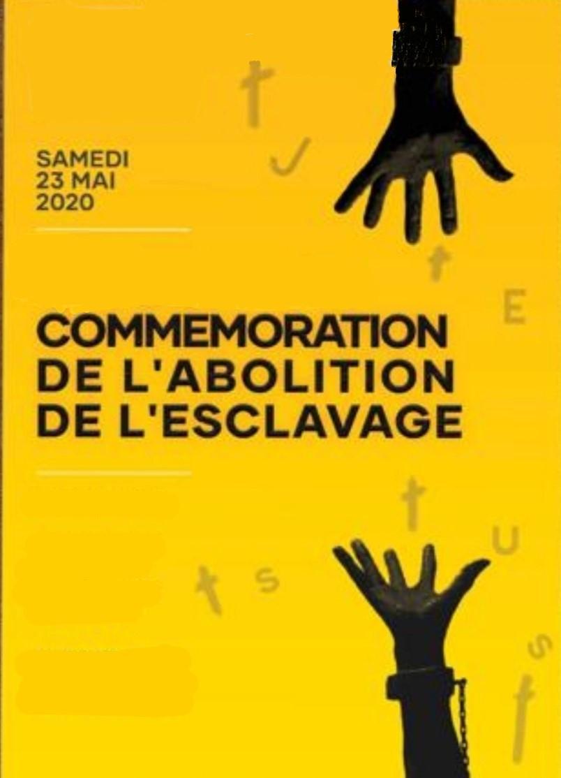 23 mai : journée nationale en hommage aux victimes de l'esclavage