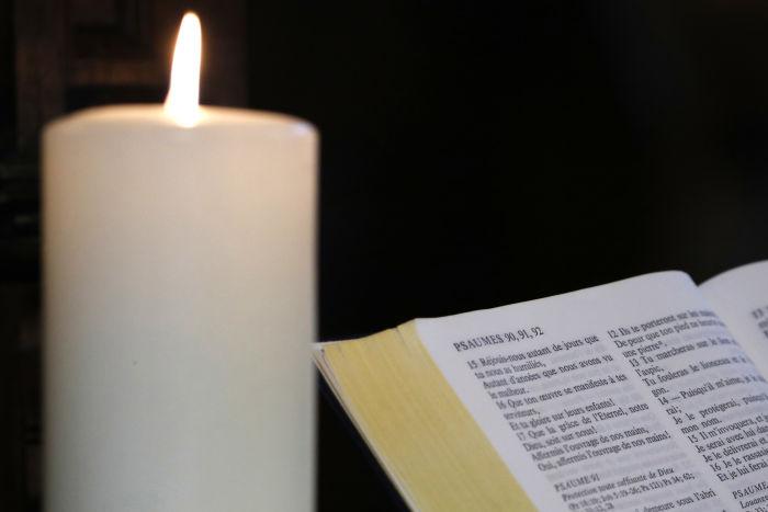 Les Psaumes et le Christ, le corps, la maladie