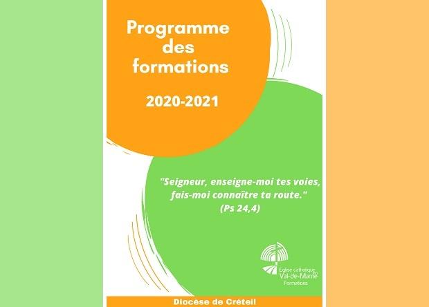 Programme des formations 2020/2021