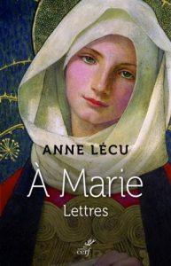 Couverture d'ouvrage: A Marie : lettres