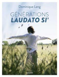 Couverture d'ouvrage: Générations Laudato si'
