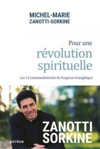 Couverture d'ouvrage: Pour une révolution spirituelle
