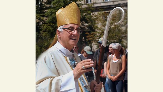 Communiqué de Mgr Michel Santier pour la Toussaint
