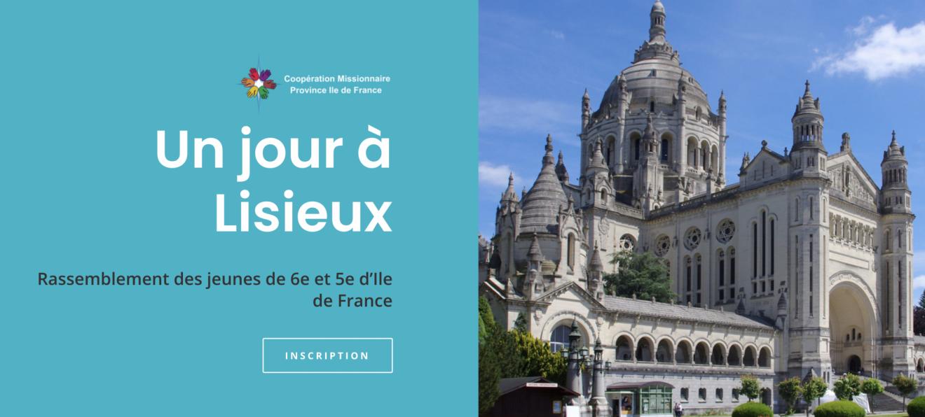 Pèlerinage à Lisieux des collégiens, Rassemblement 2021