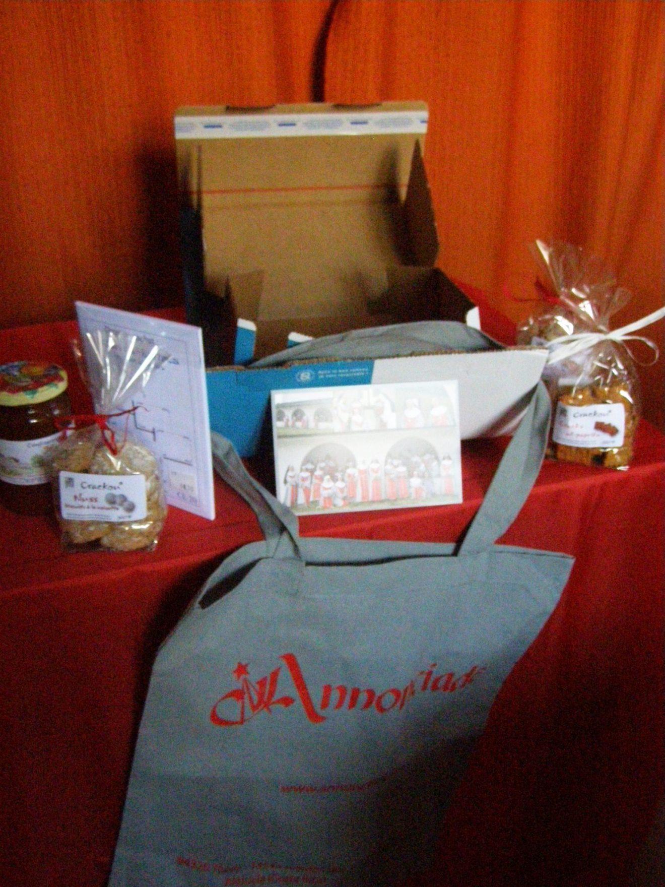 Une Box des produits monastiques des Annonciades de Thiais
