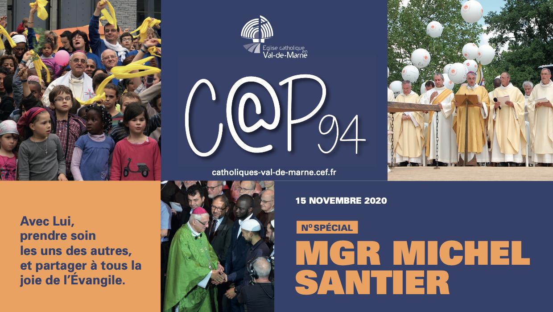 C@P 94 Numéro spécial Monseigneur Santier