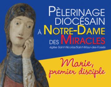 Pélerinage Notre Dame des Miracles samedi 12 décembre 2020