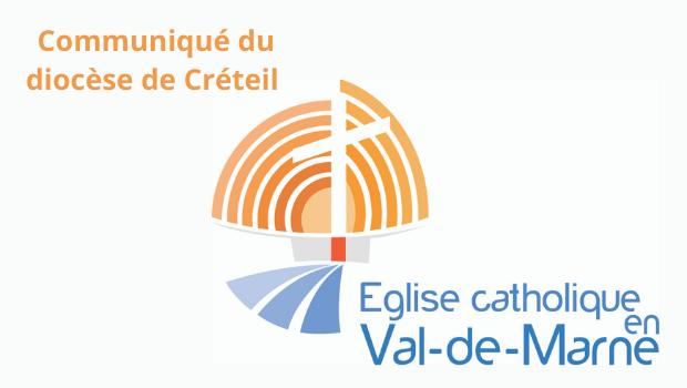Communiqué Diocèse de Créteil