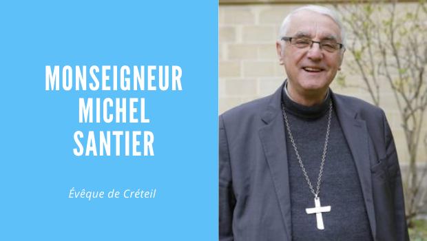 MONSEIGNEUR Michel Santier