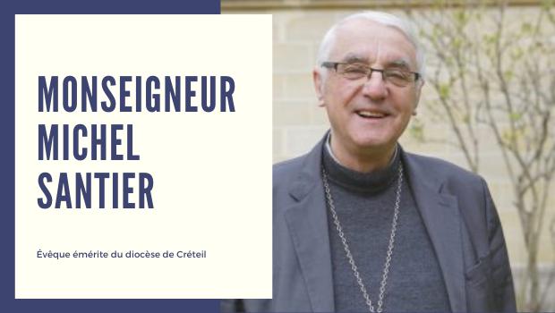 Monseigneur Michel Santier (1)