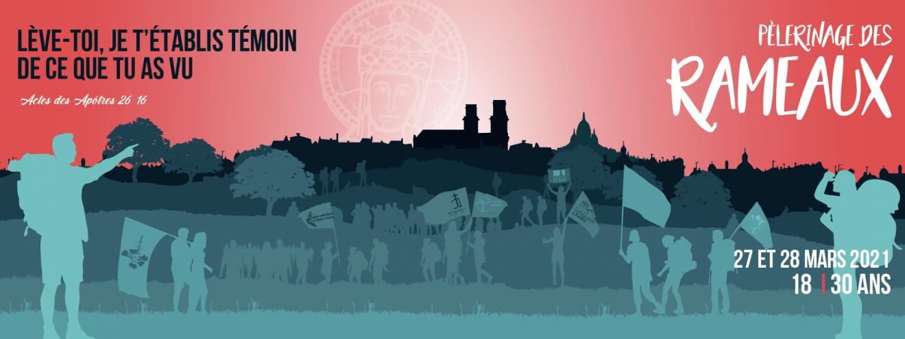 Reunion d'information zoom pour le pèlerinage des jeunes à Chartres