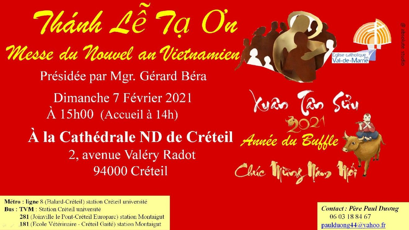 Messe du Nouvel An vietnamien