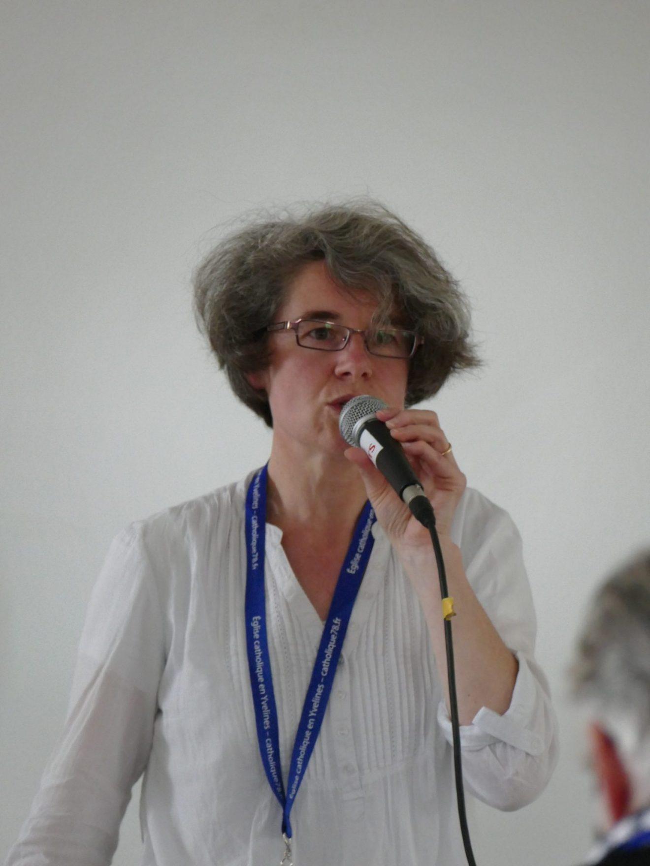 Soeur Nathalie Becquart nommée sous secrétaire du synode des évêques