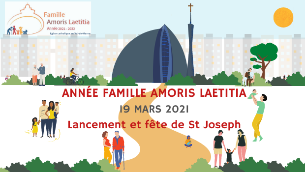 Lancement de l'année Amoris Laetitia le 19 mars- fête de la St Joseph