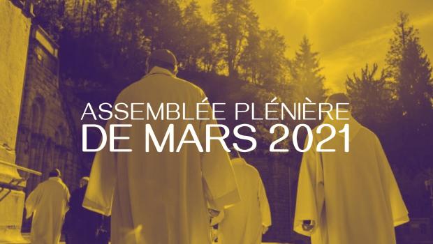 Assemblée plénière des évêques à Lourdes du 23 au 26 mars 2021