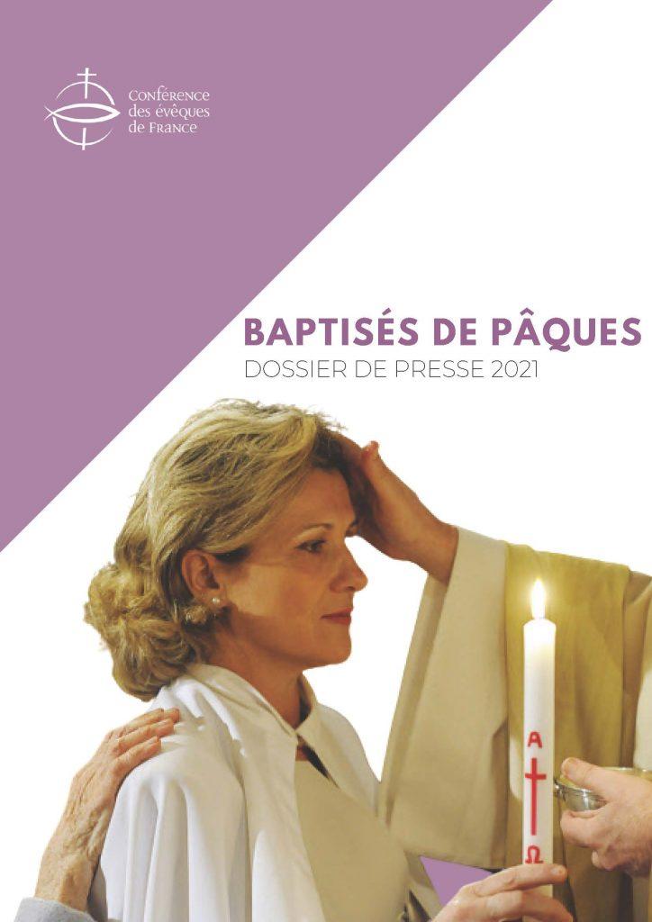 Enquête du catéchuménat : les baptisés adultes en 2021