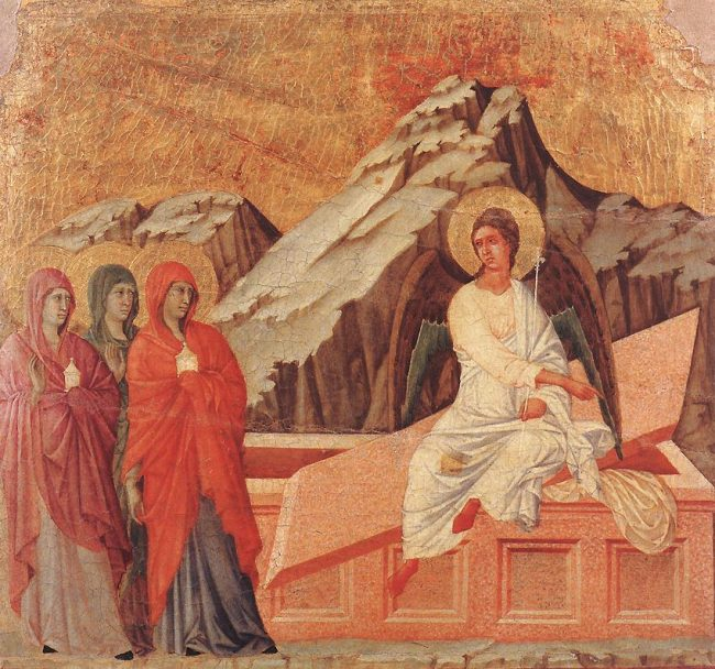 By Duccio di Buoninsegna - Web Gallery of Art:  Image Info about artwork, Public Domain, https://commons.wikimedia.org/w/index.php?curid=15453181