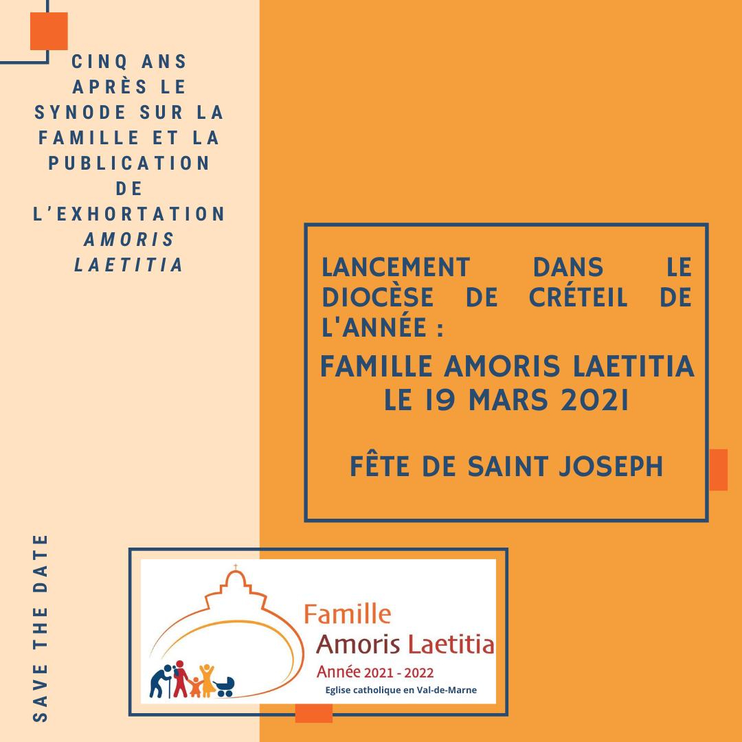 SAVE THE DATE - Année Amoris Laetitia V2