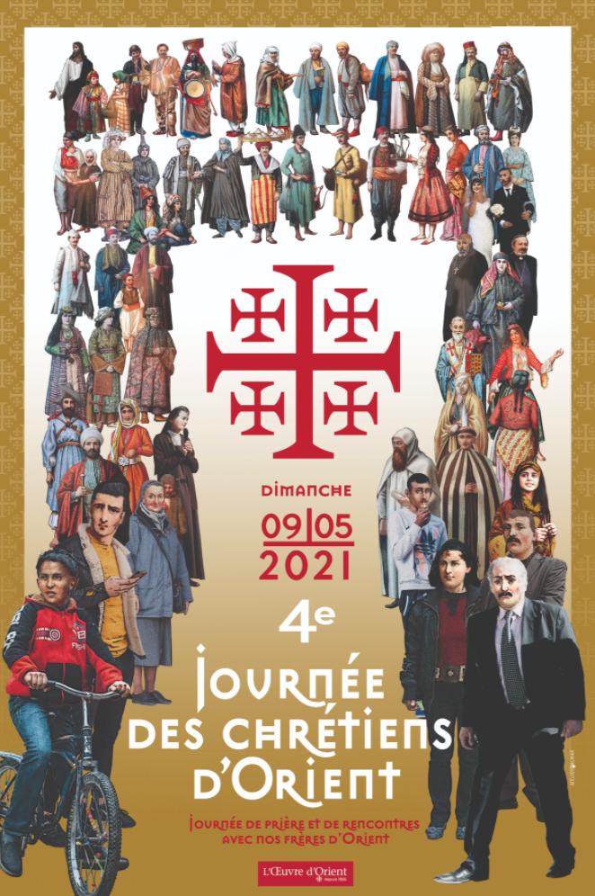 Dimanche 9 mai : Journée des Chrétiens d'Orient