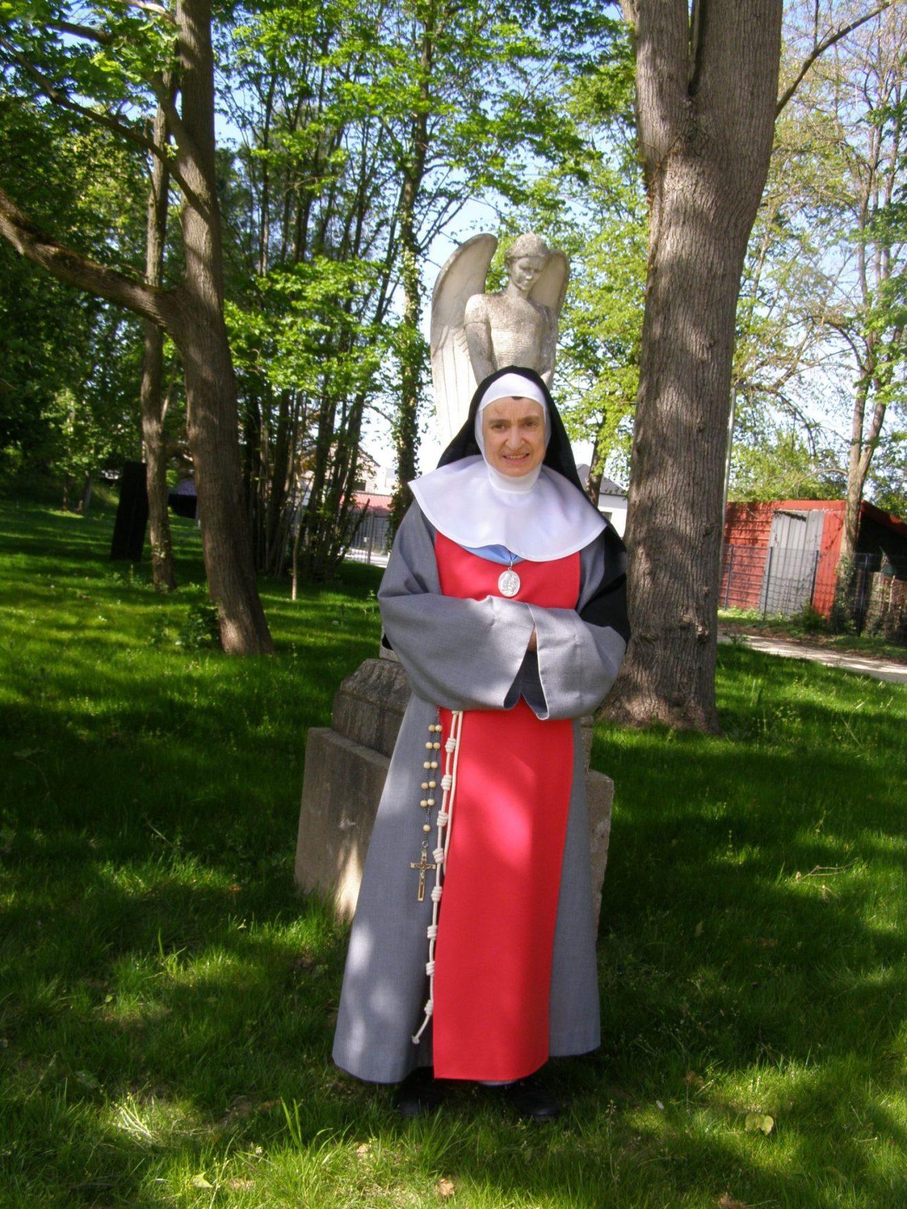 Soeur Marie Edmée de la croix