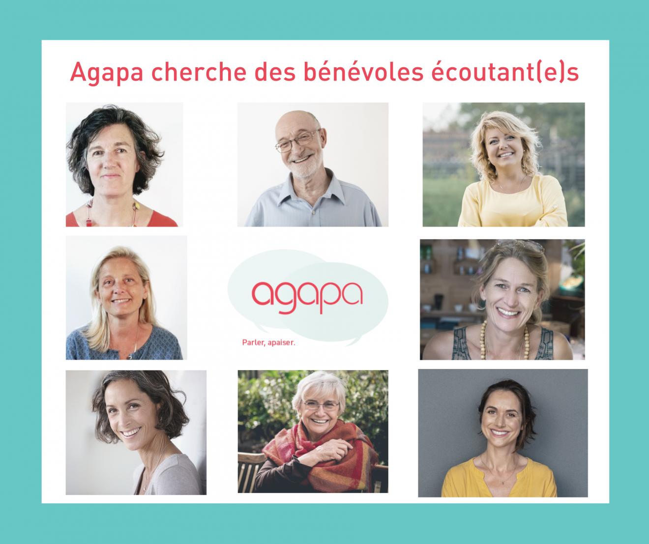 AGAPA : devenir écoutant-e-s pour accompagner le deuil anténatal et perinatal