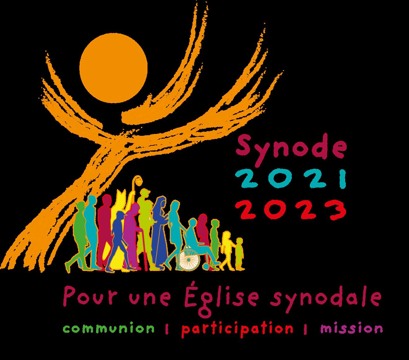 Synode des evêques logo officiel